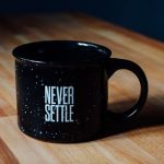 Never Settle - You have unlimited potential